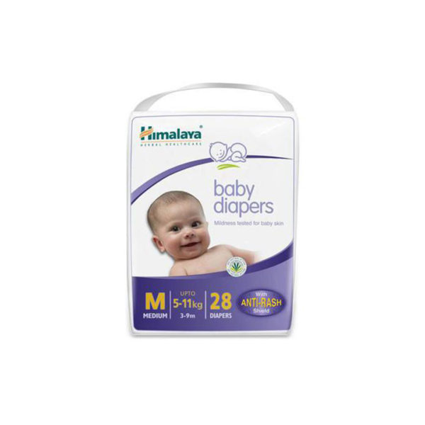 Himalaya Baby Diapers Medium GCo 28s GCo 5 11 Kg