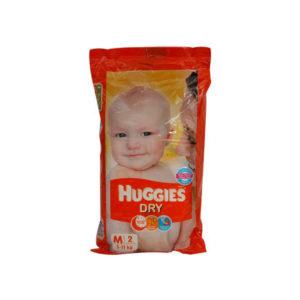 Huggies New Dry Medium 2s