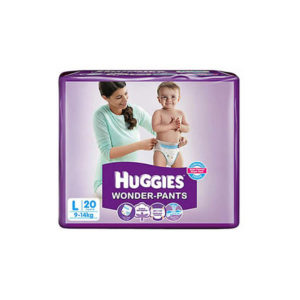 Huggies Wonder Pant Diapers20s