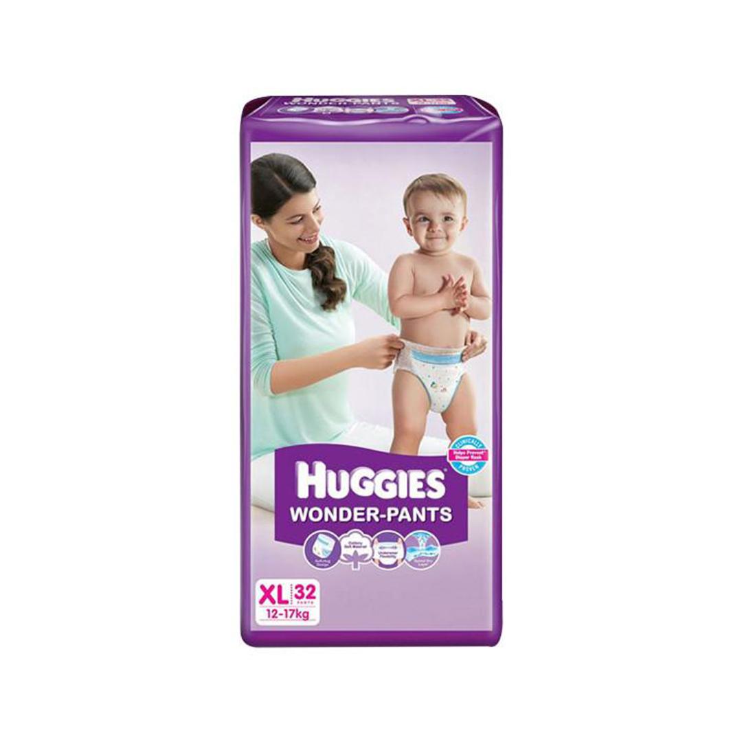 Huggies Wonder Pants Diapers Xl 32s