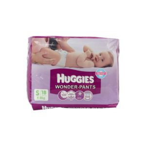 Huggies Wonder Pants Diapers18s