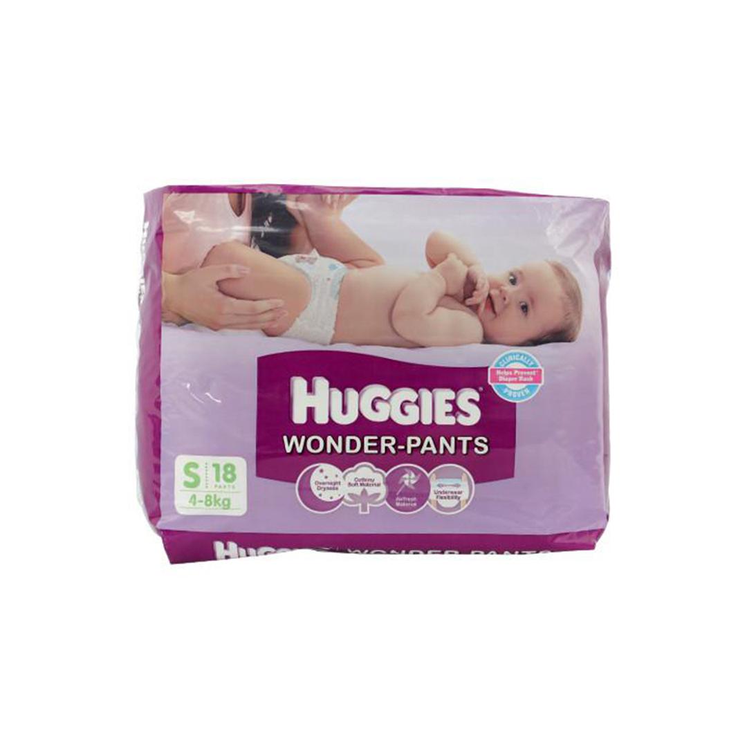 Huggies Wonder Pants Diapers18s