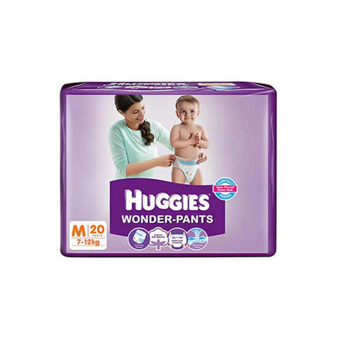 Huggies Wonder Pants Diapers20s