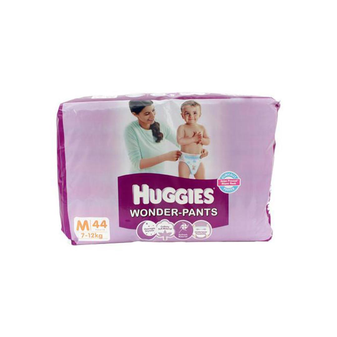 Huggies Wonder Pants Diapers44s