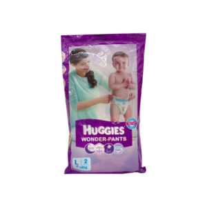 Huggies Wonder Pants Large 2s