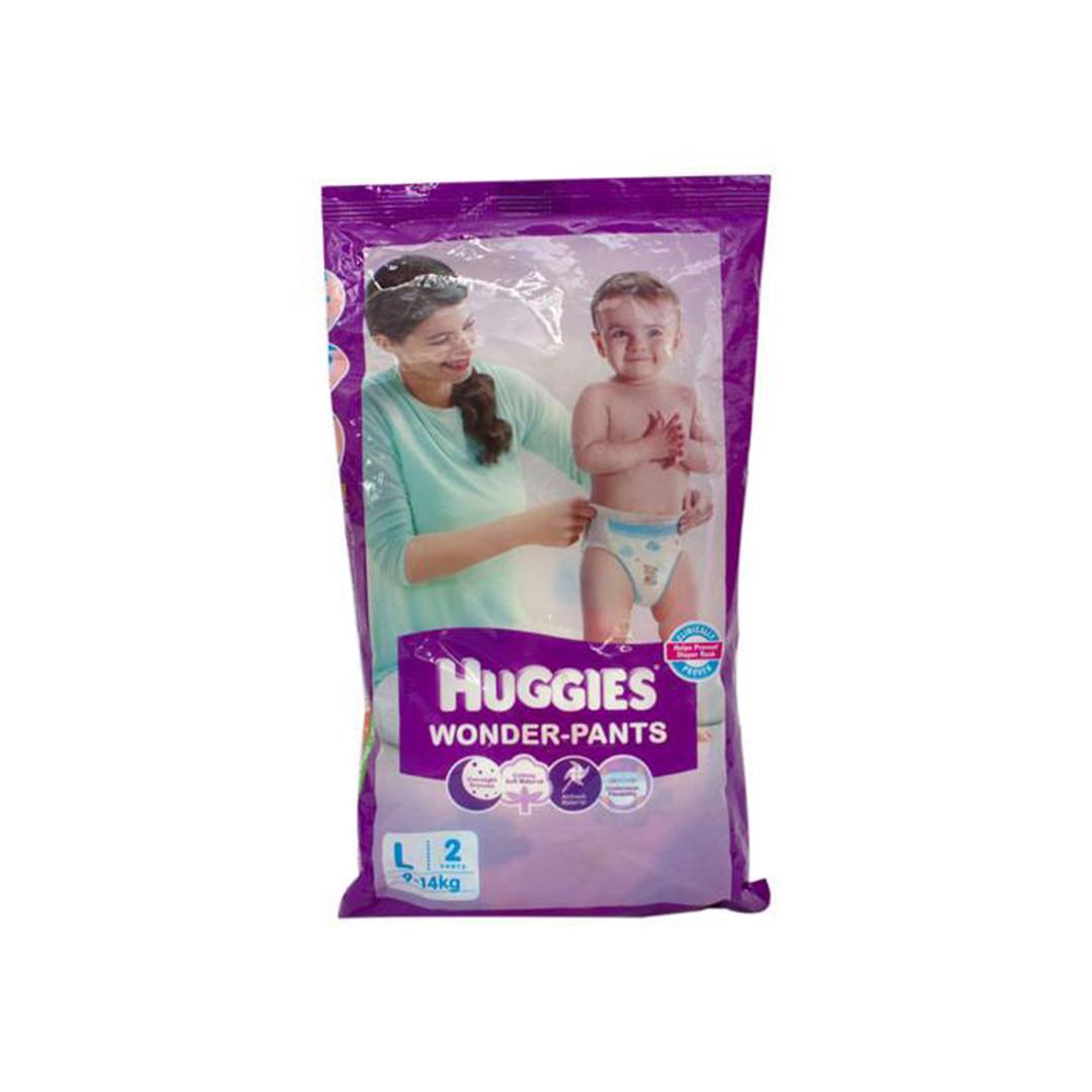 Huggies Wonder Pants Large 2s
