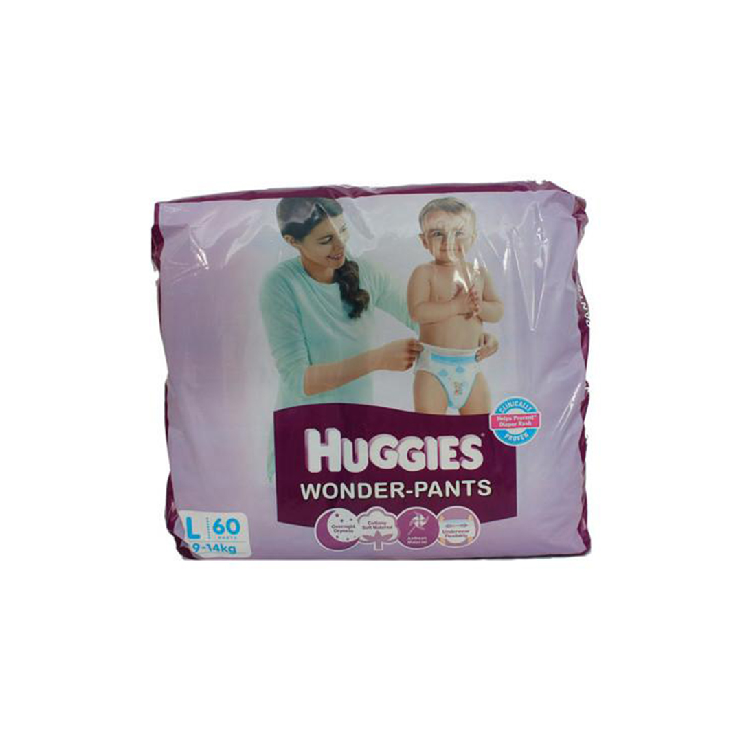 Huggies Wonder Pants Large 60s