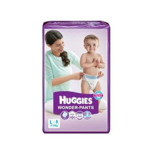 Huggies Wonder Pants Large 8s 1