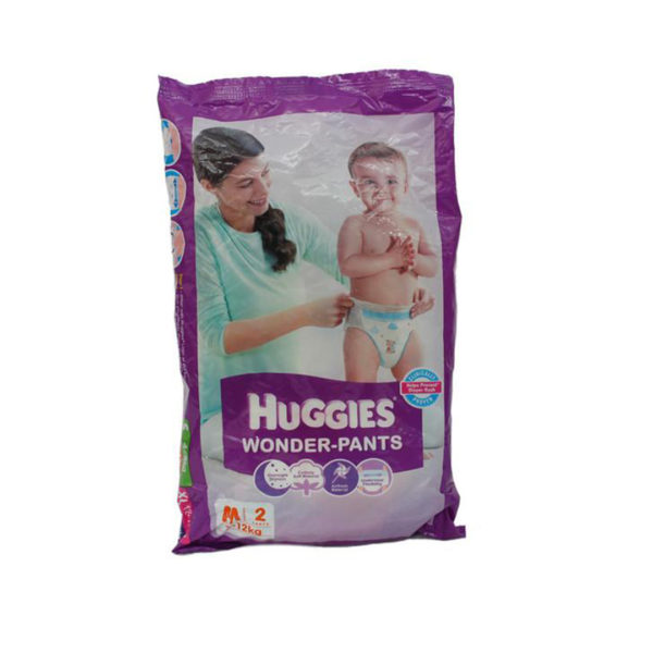 Huggies Wonder Pants Medium 2s