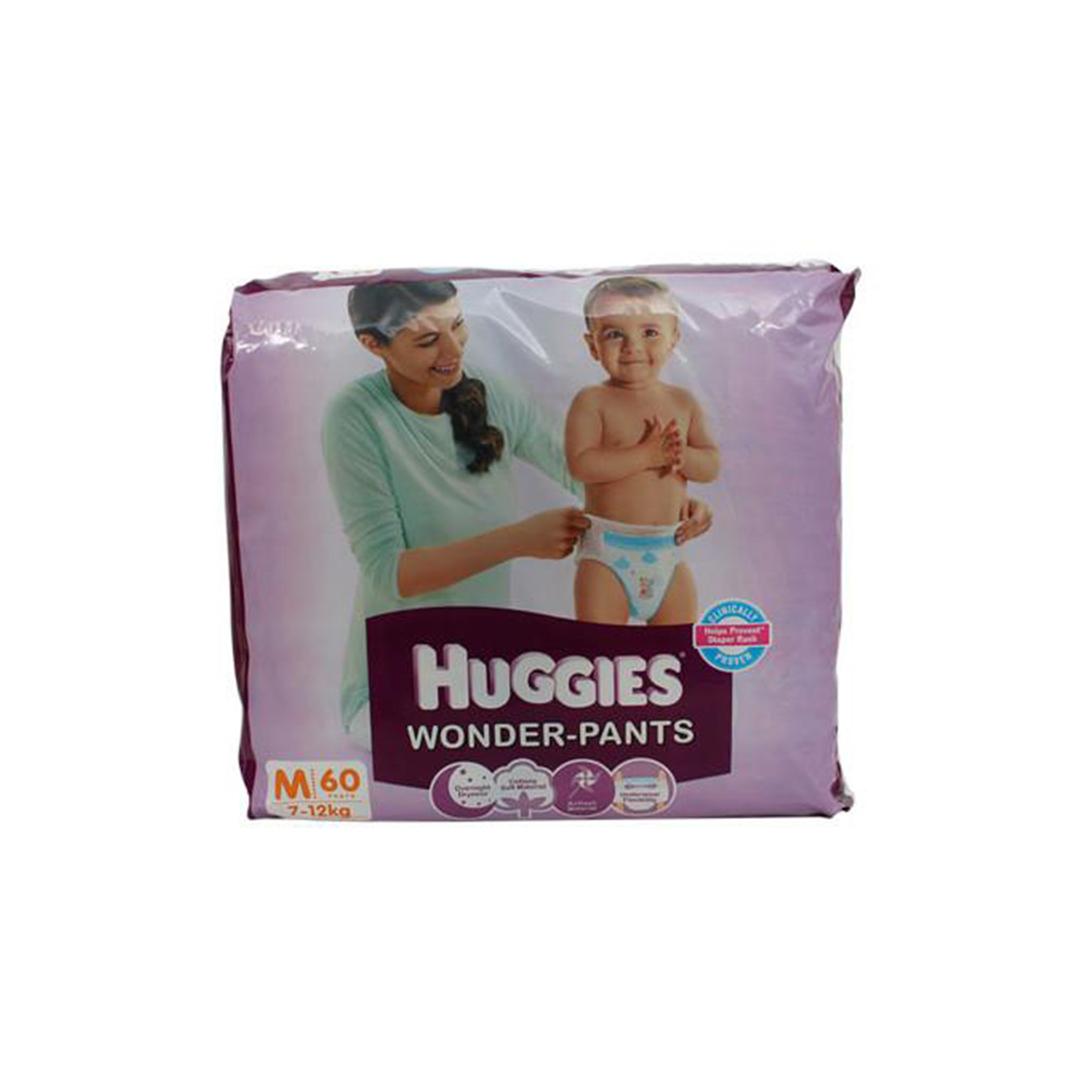 Huggies Wonder Pants Medium 60s