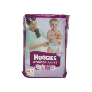 Huggies Wonder Pants Medium 9s