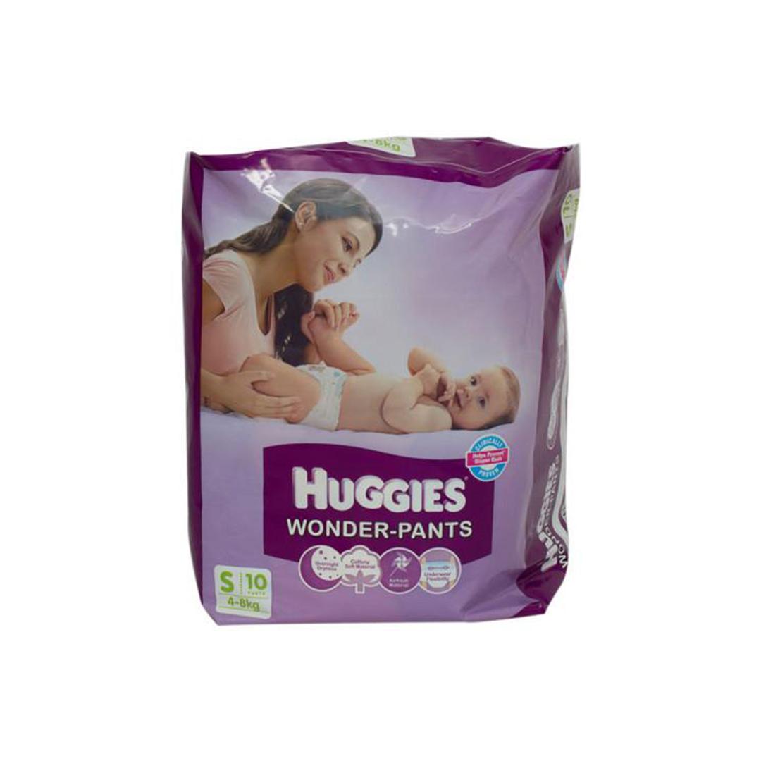 Huggies Wonder Pants Small 10s