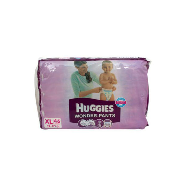 Huggies Wonder Pants Xl 46s