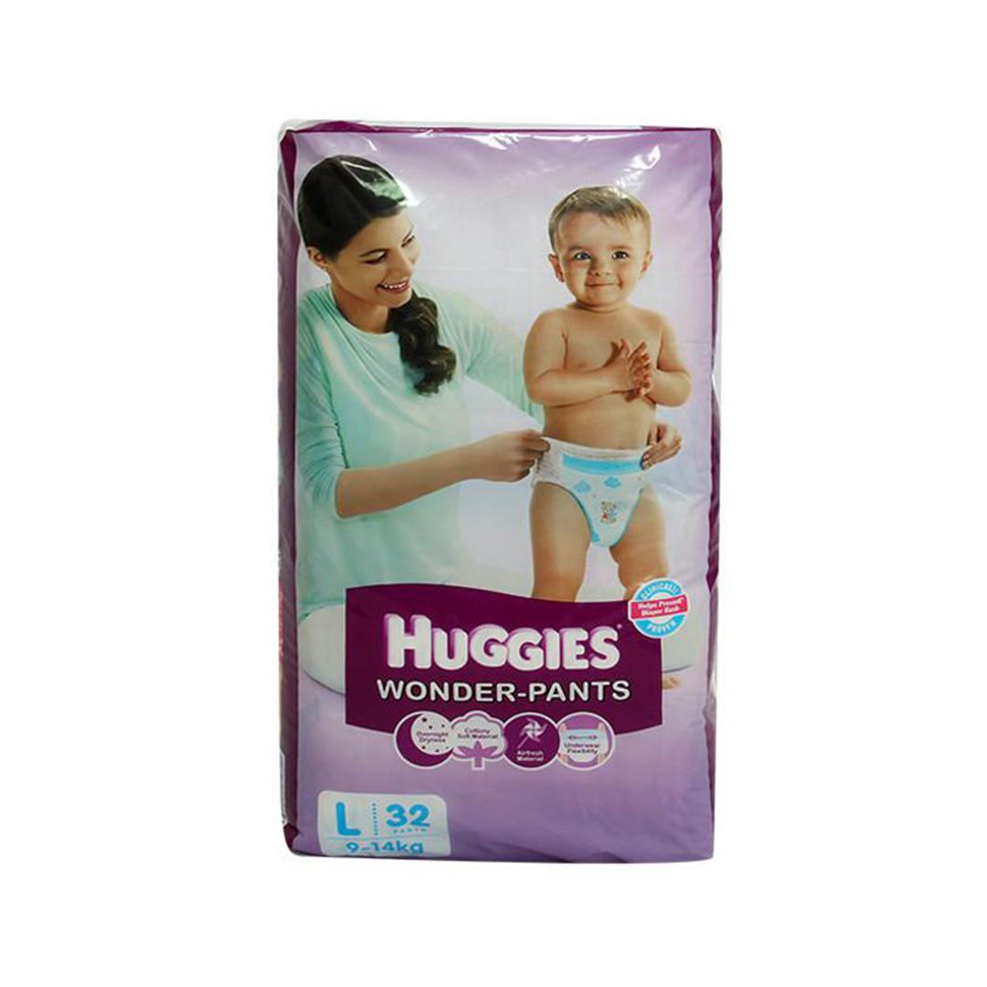 Huggies Wonder Pants32s