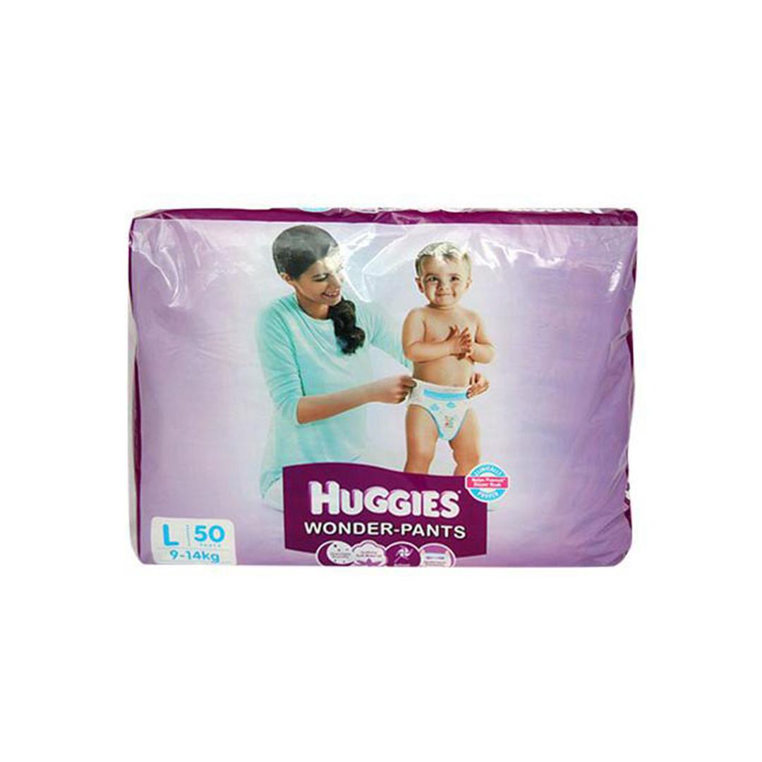 Huggies Wonder Pants50s