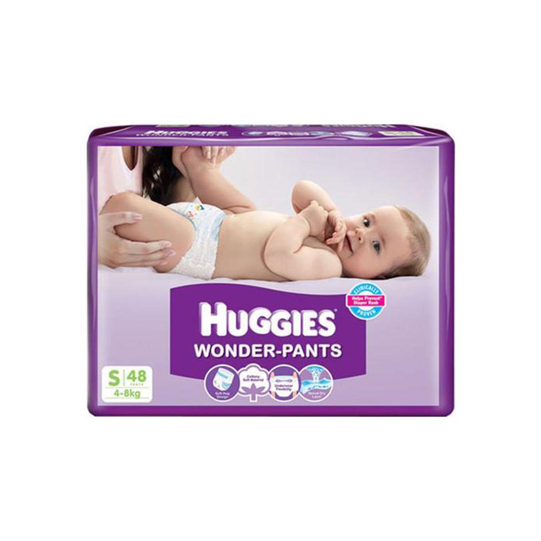 Huggies Wonder Pantsdiapers 48s