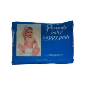 Johnson Baby Nappy Pads