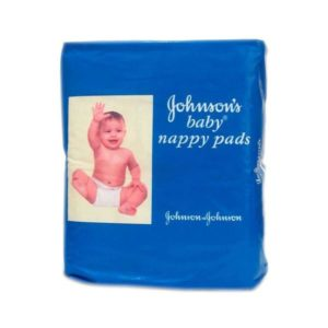 Johnson Nappy Pads Sanitary Napkeens