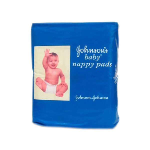Johnson Nappy Pads Sanitary Napkeens 20s