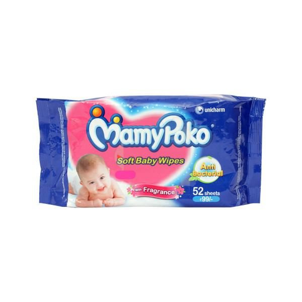 Mamy Poko Baby Wipes