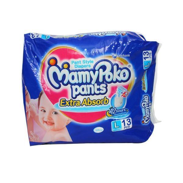 Mamy Poko Pants L