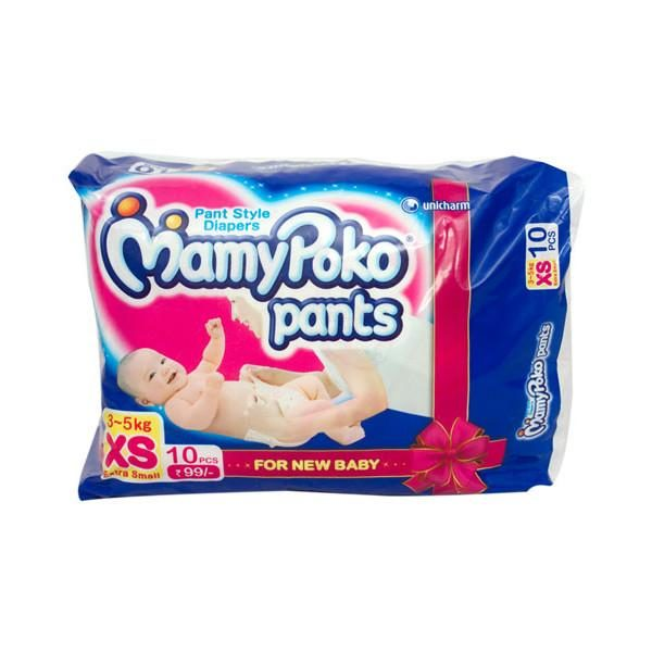 Mamy Poko Pants Xs 10s