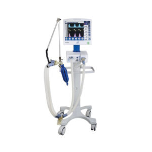 Magnamed Fleximag ICU Ventilator 1