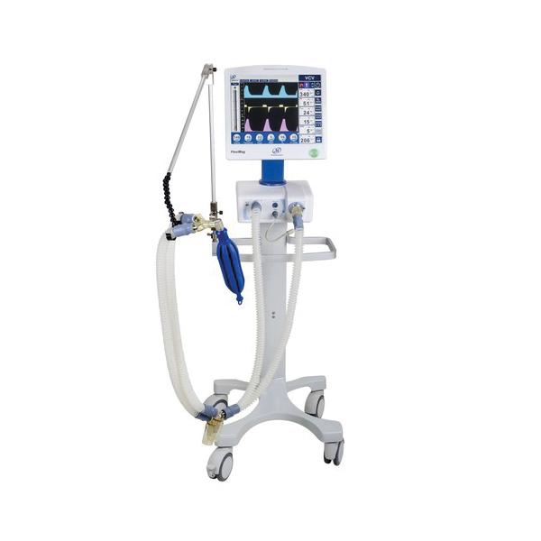 Magnamed Fleximag ICU Ventilator 1