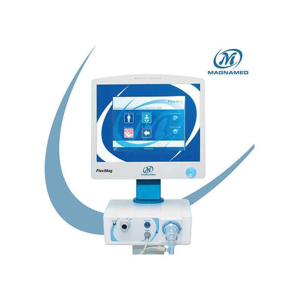 Magnamed Fleximag ICU Ventilator 2