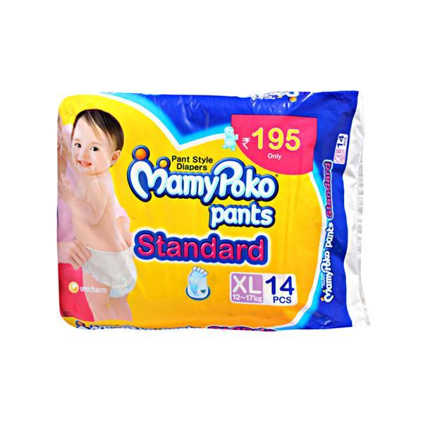 Mamy Poko Pants Standard Xl 14s