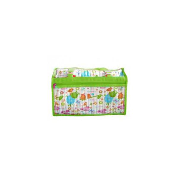 Morisons Baby Dreams Diaper Bag Green