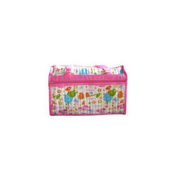 Morisons Baby Dreams Diaper Bag Pink