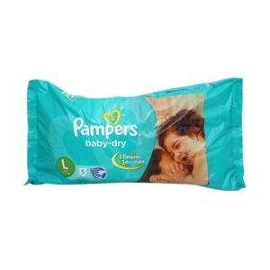Pampers baby dry pants large 5s