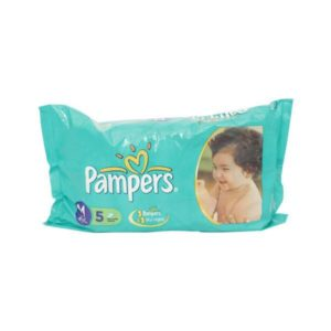 Pampers Medium Diapers 5s