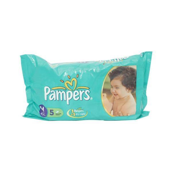 Pampers Medium Diapers 5s