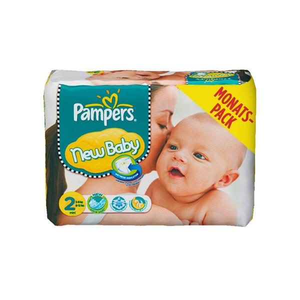 Pampers new born baby 2s pants