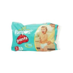 Pampers Pant Diapers L 8s