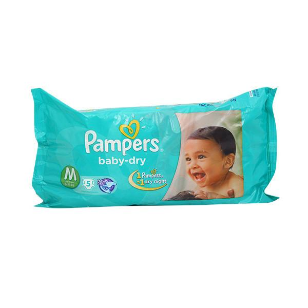 Pampers Baby Dry Pants Medium 5s
