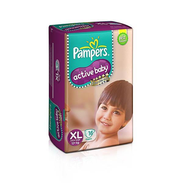Pampers Diaper Xl Econ