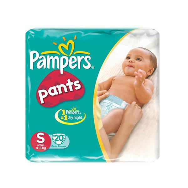 Pampers Diapers Sm 20s X 12 Econ