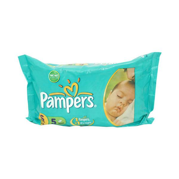 Pampers New Born Baby Dry Pants 5s