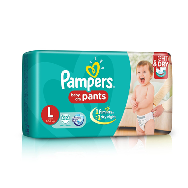 Pampers Pants Active Baby Lar 9 14kg M
