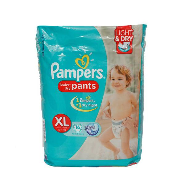 Pampers Pants Xl 16s