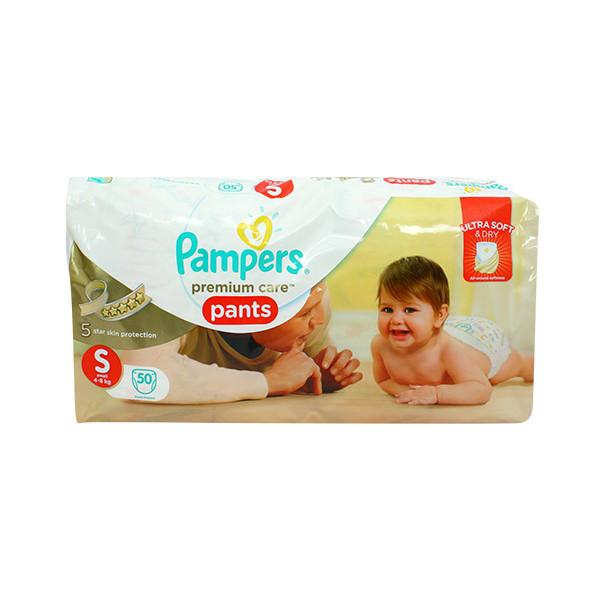 Pampers Premium Care Pants S 50s