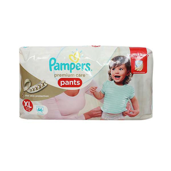Pampers Premium Care Pants Xl 46s