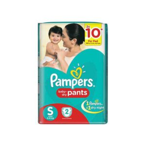 Pampers Small 2 Pants