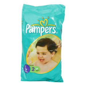 Pampesr Diaper Large 2s