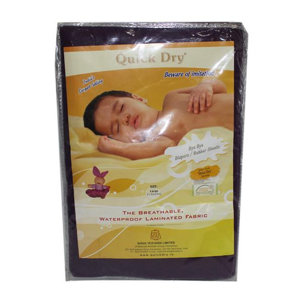 Quick Dry Bed Protector Large