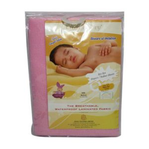 Quick Dry Bed Protector Medium Diapers