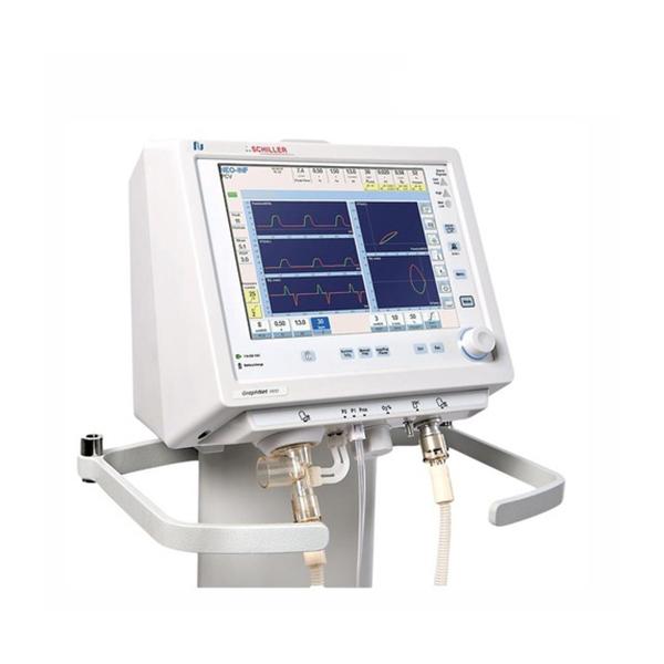 Schiller Aquilon ICU Ventilator 2